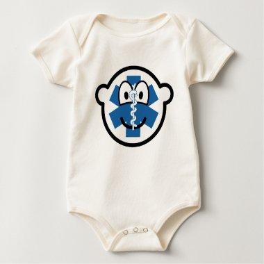 EMT buddy icon Emergency Medical Technician  baby_toddler_apparel_tshirt