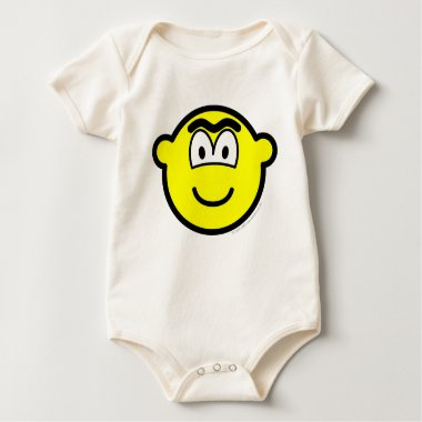 Unibrow buddy icon   baby_toddler_apparel_tshirt