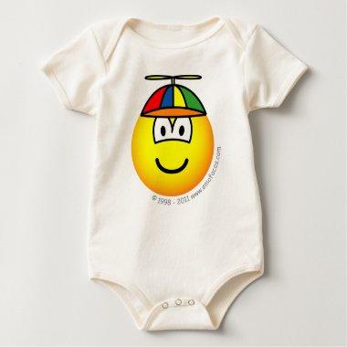 Baby boy emoticon   baby_toddler_apparel_tshirt