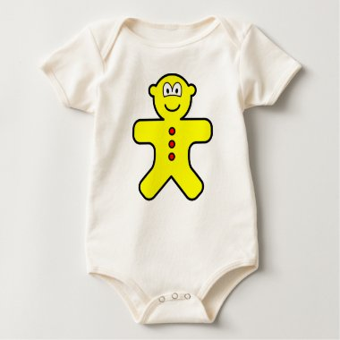 Gingerbread buddy icon   baby_toddler_apparel_tshirt