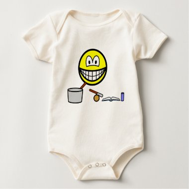 Cooking smile   baby_toddler_apparel_tshirt