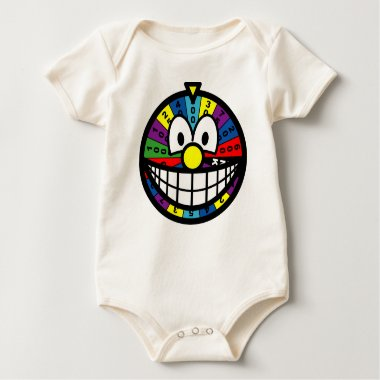 Wheel of fortune smile   baby_toddler_apparel_tshirt