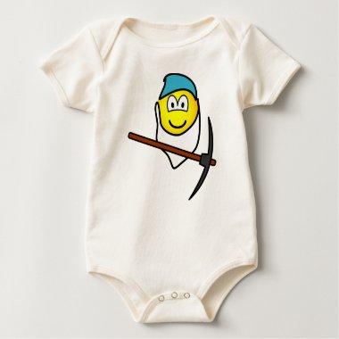 Hakkel emoticon Zeven dwergen  baby_toddler_apparel_tshirt