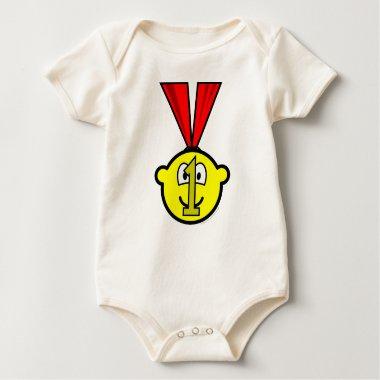 Medal buddy icon   baby_toddler_apparel_tshirt