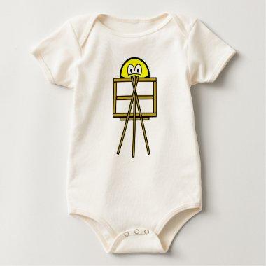 Painter smile   baby_toddler_apparel_tshirt