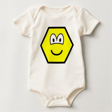 Hexagon buddy icon   baby_toddler_apparel_tshirt