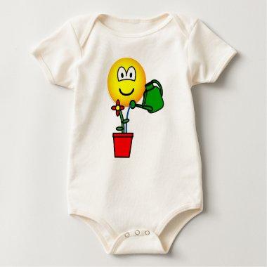 Gardener emoticon   baby_toddler_apparel_tshirt