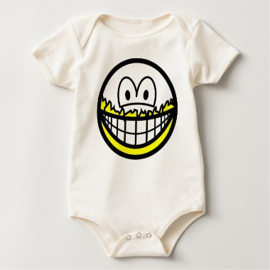 Peeled smile   baby_toddler_apparel_tshirt