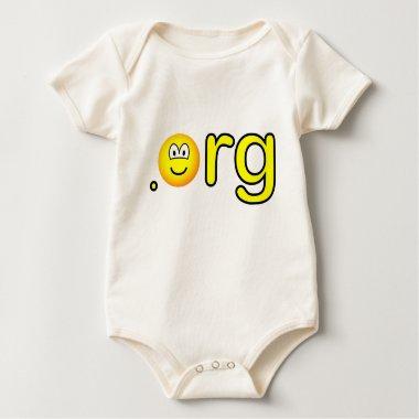.Org emoticon   baby_toddler_apparel_tshirt