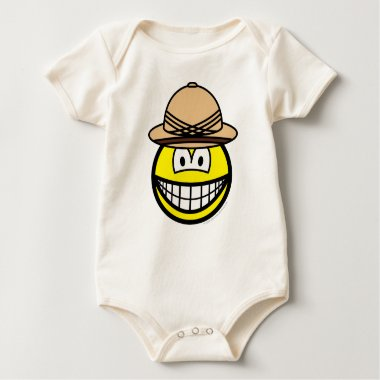 Tropical smile   baby_toddler_apparel_tshirt