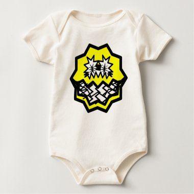 Pointy smile   baby_toddler_apparel_tshirt