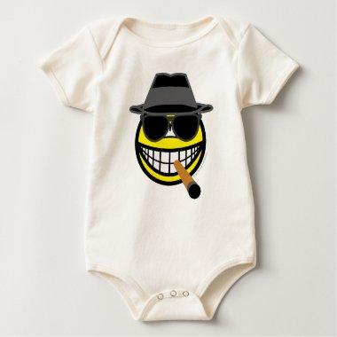 Maffia smile   baby_toddler_apparel_tshirt
