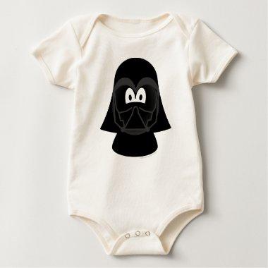 Darth Vader emoticon   baby_toddler_apparel_tshirt