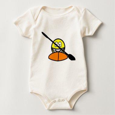 Kayak smile   baby_toddler_apparel_tshirt