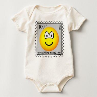 Stamp emoticon   baby_toddler_apparel_tshirt