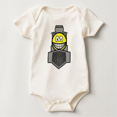 Train smile   baby_toddler_apparel_tshirt