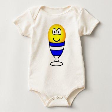 Eggcup emoticon   baby_toddler_apparel_tshirt