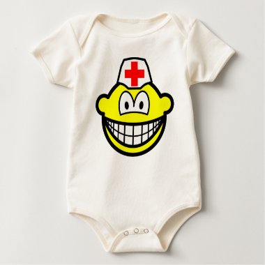 Male nurse smile   baby_toddler_apparel_tshirt