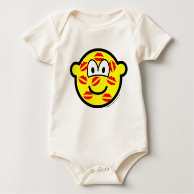 Kisses buddy icon   baby_toddler_apparel_tshirt