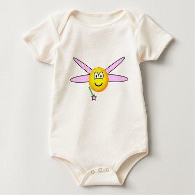 Fairy emoticon   baby_toddler_apparel_tshirt