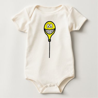 Balloon smile On a string  baby_toddler_apparel_tshirt