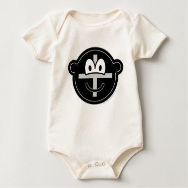 Black widow buddy icon   baby_toddler_apparel_tshirt