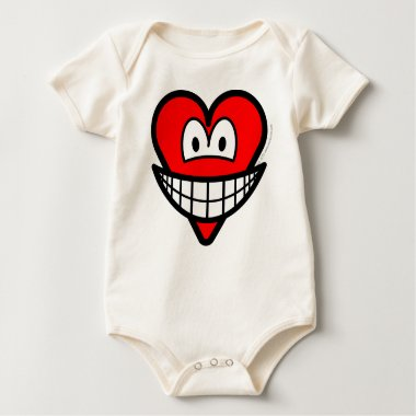 Heart smile   baby_toddler_apparel_tshirt