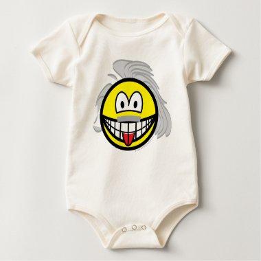 Einstein smile   baby_toddler_apparel_tshirt