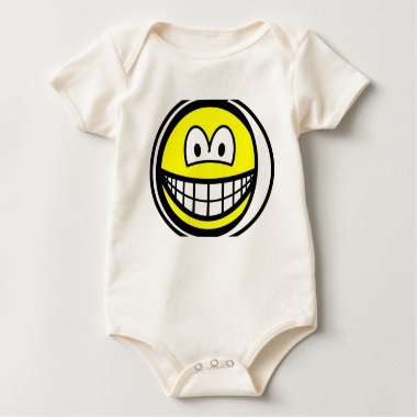 Sore tooth smile Bandaged  baby_toddler_apparel_tshirt