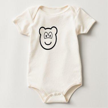 Polar bear buddy icon   baby_toddler_apparel_tshirt