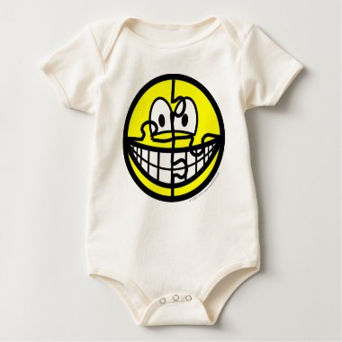 Jigsaw puzzle smile   baby_toddler_apparel_tshirt