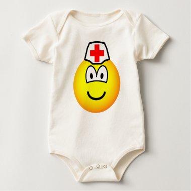 Male nurse emoticon   baby_toddler_apparel_tshirt