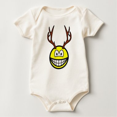 Deer smile   baby_toddler_apparel_tshirt