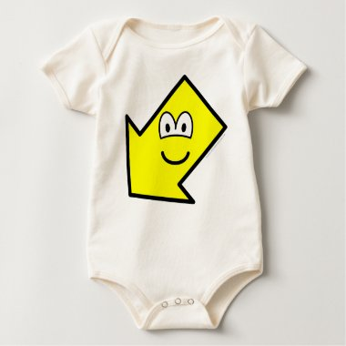Down left buddy icon arrow  baby_toddler_apparel_tshirt