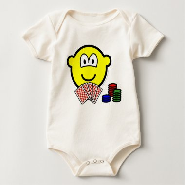 Poker buddy icon   baby_toddler_apparel_tshirt