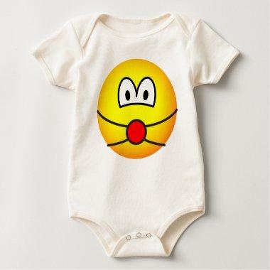 SM emoticon   baby_toddler_apparel_tshirt
