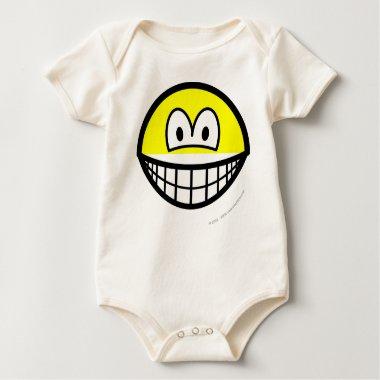 Half smile top  baby_toddler_apparel_tshirt