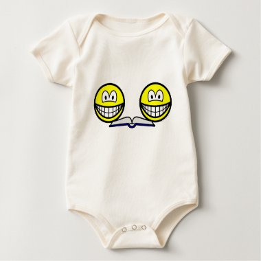 Collaborating smile   baby_toddler_apparel_tshirt