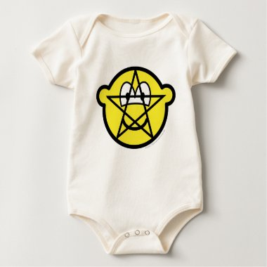 Pentacle buddy icon   baby_toddler_apparel_tshirt