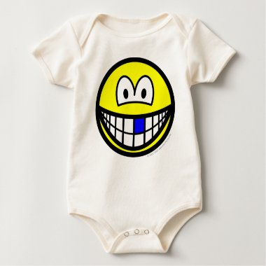 Bluetooth smile   baby_toddler_apparel_tshirt