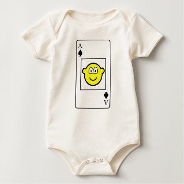 Ace of spades buddy icon   baby_toddler_apparel_tshirt