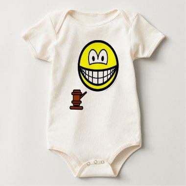 Chairman smile   baby_toddler_apparel_tshirt