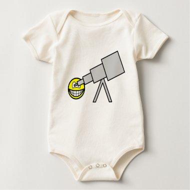 Astronomer smile   baby_toddler_apparel_tshirt