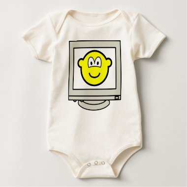 Computer screen buddy icon   baby_toddler_apparel_tshirt