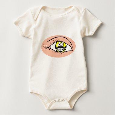Eye smile   baby_toddler_apparel_tshirt