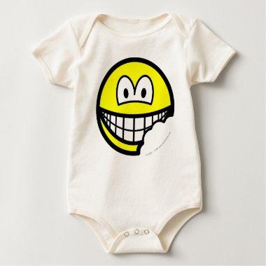 Bitten smile   baby_toddler_apparel_tshirt