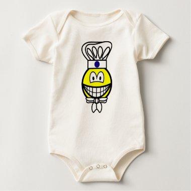 Dough boy smile   baby_toddler_apparel_tshirt