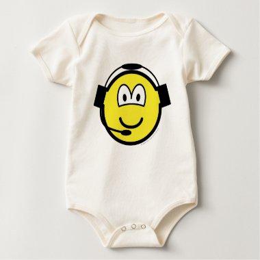 Air traffic controller buddy icon   baby_toddler_apparel_tshirt