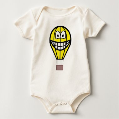 Balloon smile   baby_toddler_apparel_tshirt