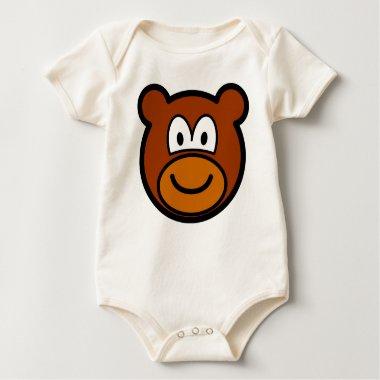 Teddy bear buddy icon   baby_toddler_apparel_tshirt